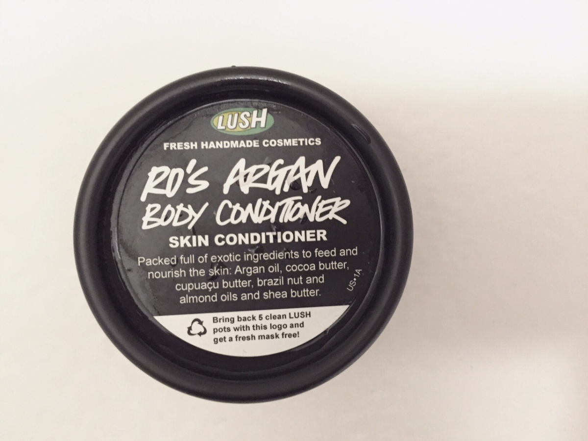 Lush Fresh Made Cosmetics