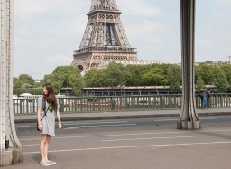 Travel Check-In: Feeling Parisian